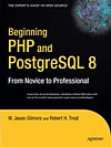 PHP and PostgreSQL